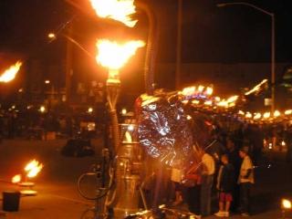 BigSnake at Crucible 2007