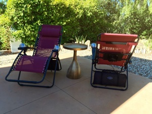 Reincarnation Lounge Chair (Portable)