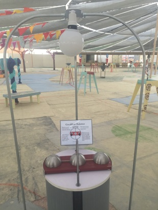 Excalibur Balance at Burning Man