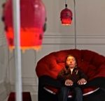 Reincarnation Lounge Chairs at Standard Deviation Popup Gallery