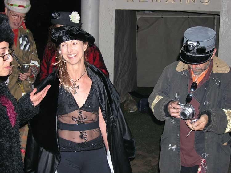 Fishbon Operatives at Xara 2006