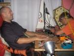 Testing Heartbeat Amplifier
